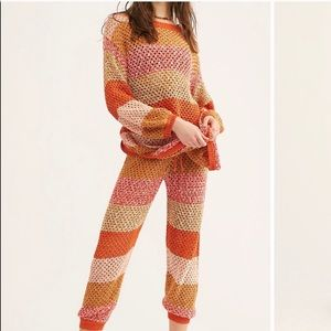 Free People Soft  and Cozy Set